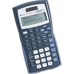 TI-30X IIS SCIENTIFIC CALCULATOR
