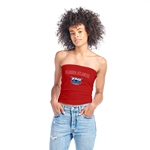 SPIRIT JERSEY RED TUBE TOP